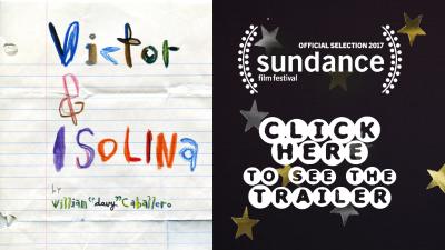 NALIPster William Caballero's Latest Short Film Makes 2017 Sundance Film Festival