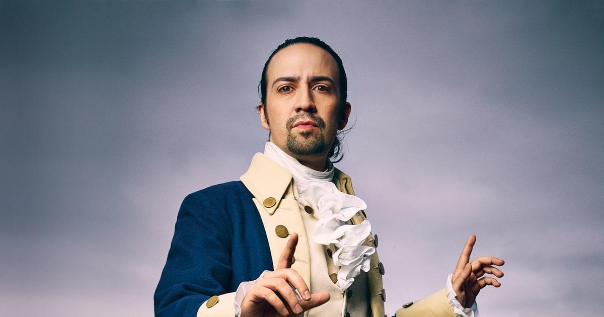 Lin-Manuel Miranda Bringing 'Hamilton' to Puerto Rico