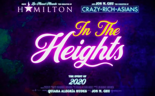 Director Jon M. Chu Promises 'In the Heights' Will Hit the Big Screen: 'It Demands to Be in a Theater