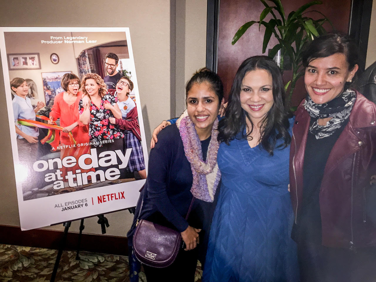 One Day at a Time Premieres on Netflix