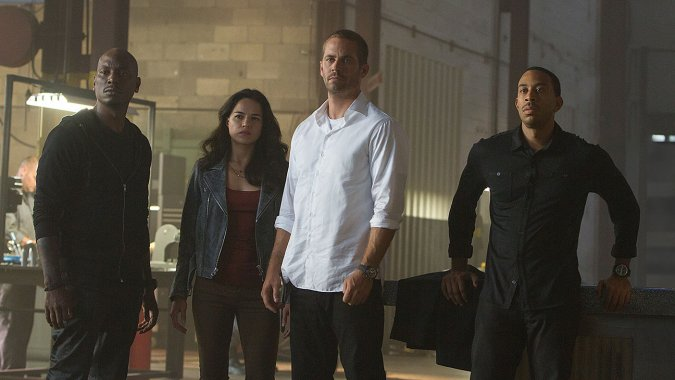'Furious 7' Audience 75 Percent Non-White: Inside the Diversity Stats