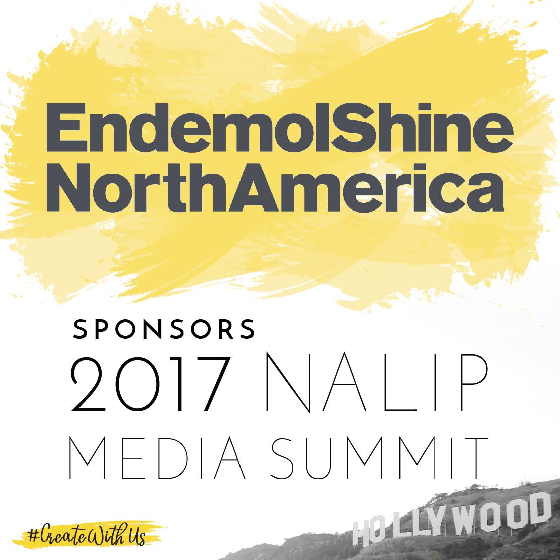 Endemol Shine Latino Sponsors 2017 NALIP Media Summit