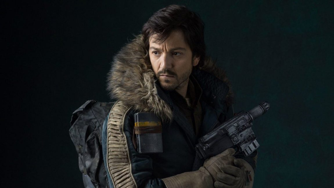 Diego Luna is Excited for his 'Rogue One' Star Wars Role