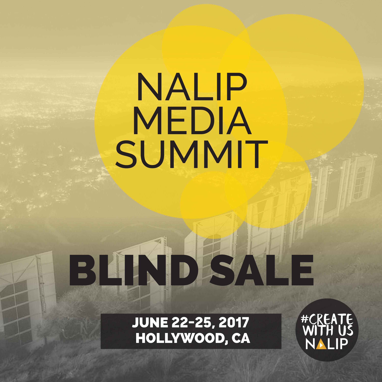 NALIP Announces Media Summit Blind Sale!