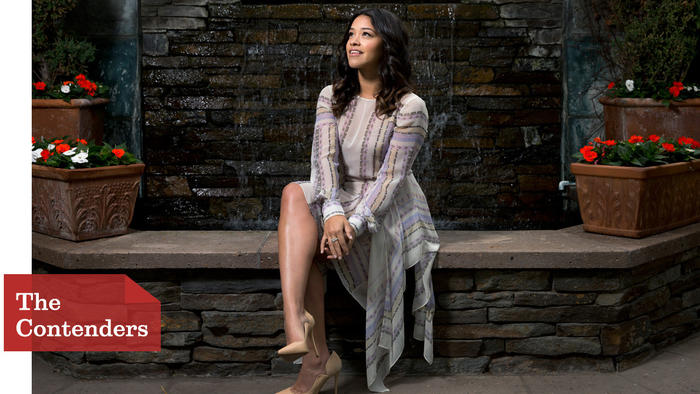 Gina Rodriguez staying grounded despite 'Jane's' success