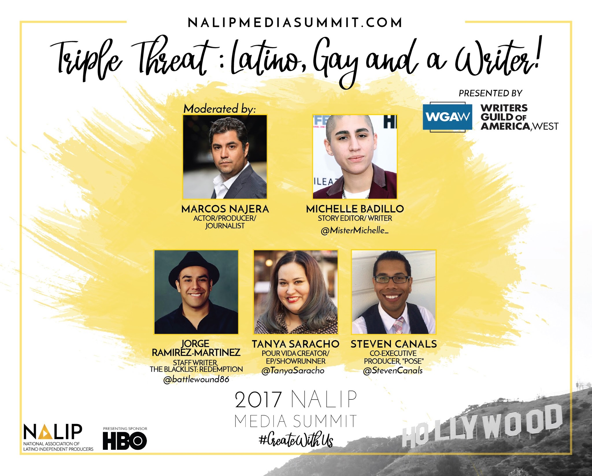 WGAW to Present Panel at 2017 Media Summit