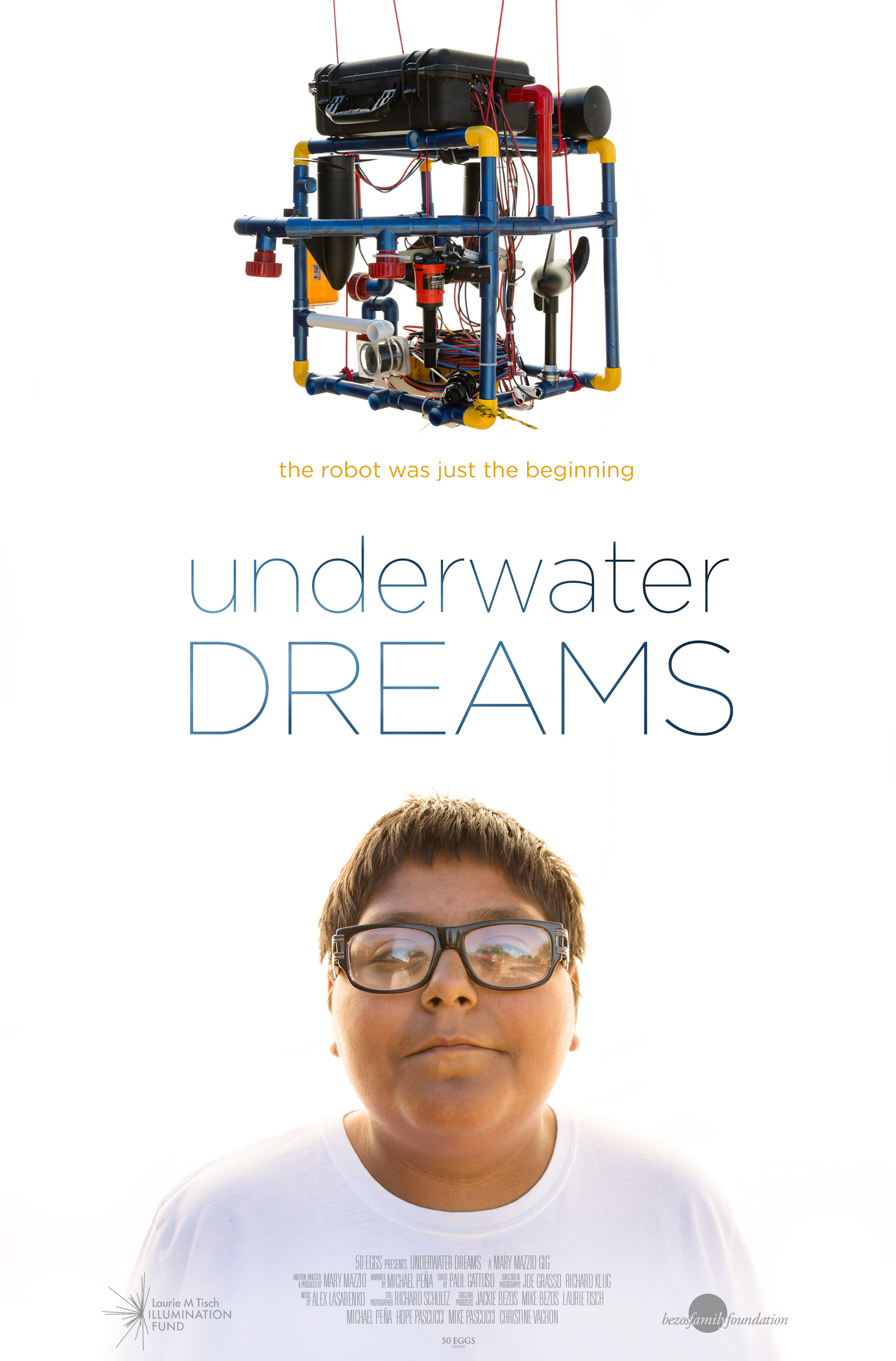 Underwater Dreams at #DreaMIT Triumphs