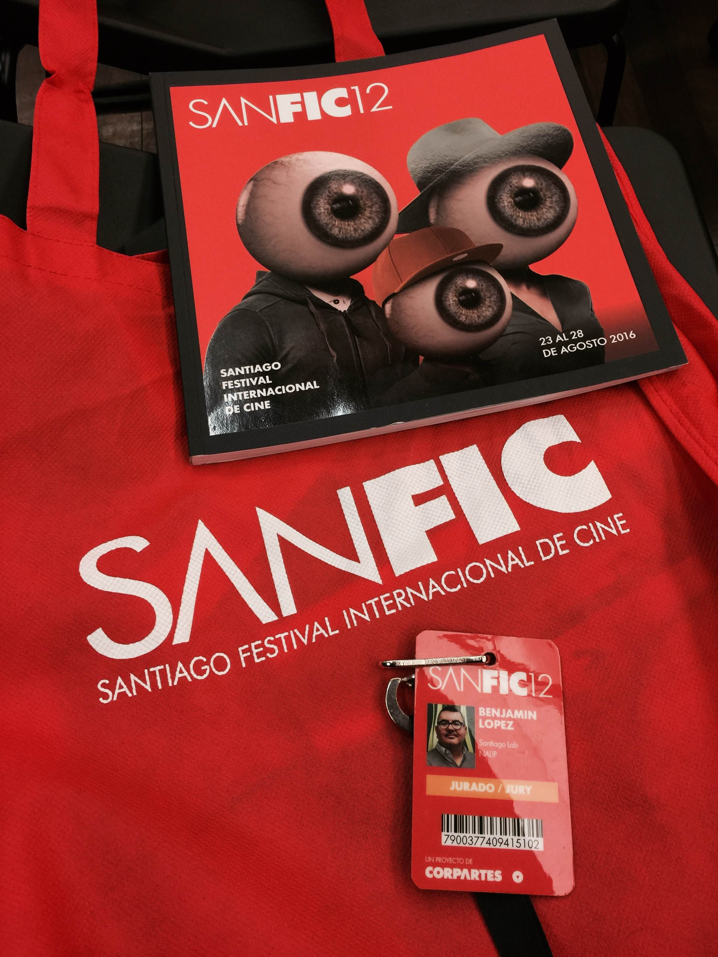 NALIP at SANFIC 12 in Chile