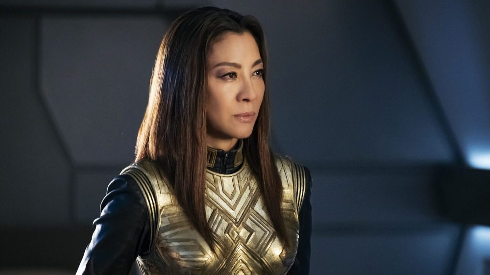 'Star Trek' Series in Development Starring Michelle Yeoh