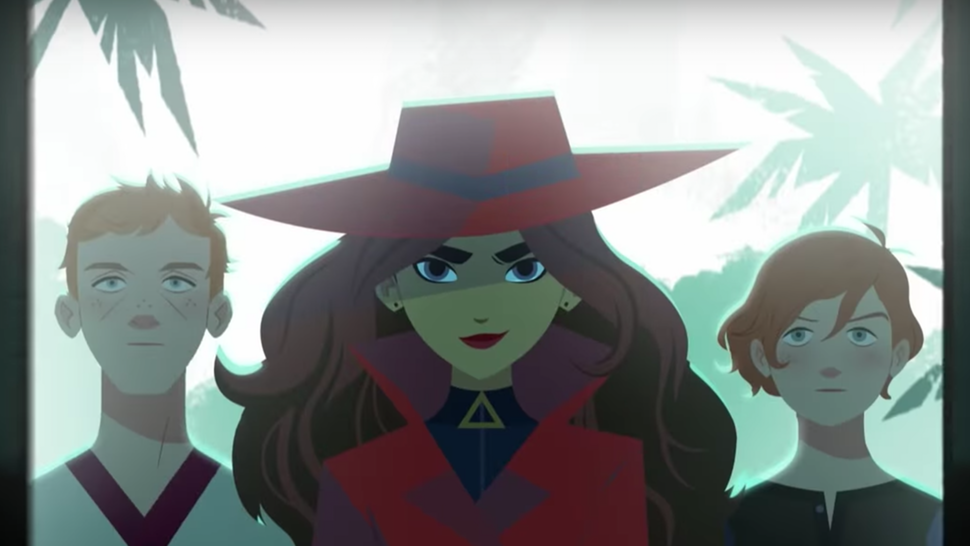 Netflix Releases 'Carmen Sandiego' Trailer