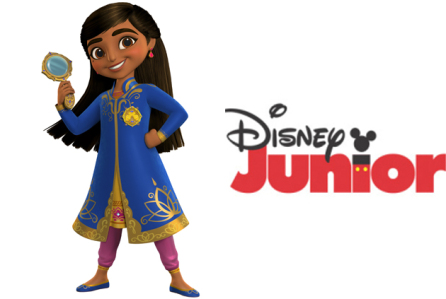 Disney Junior Preps First Cartoon Inspired By Indian Culture & Customs