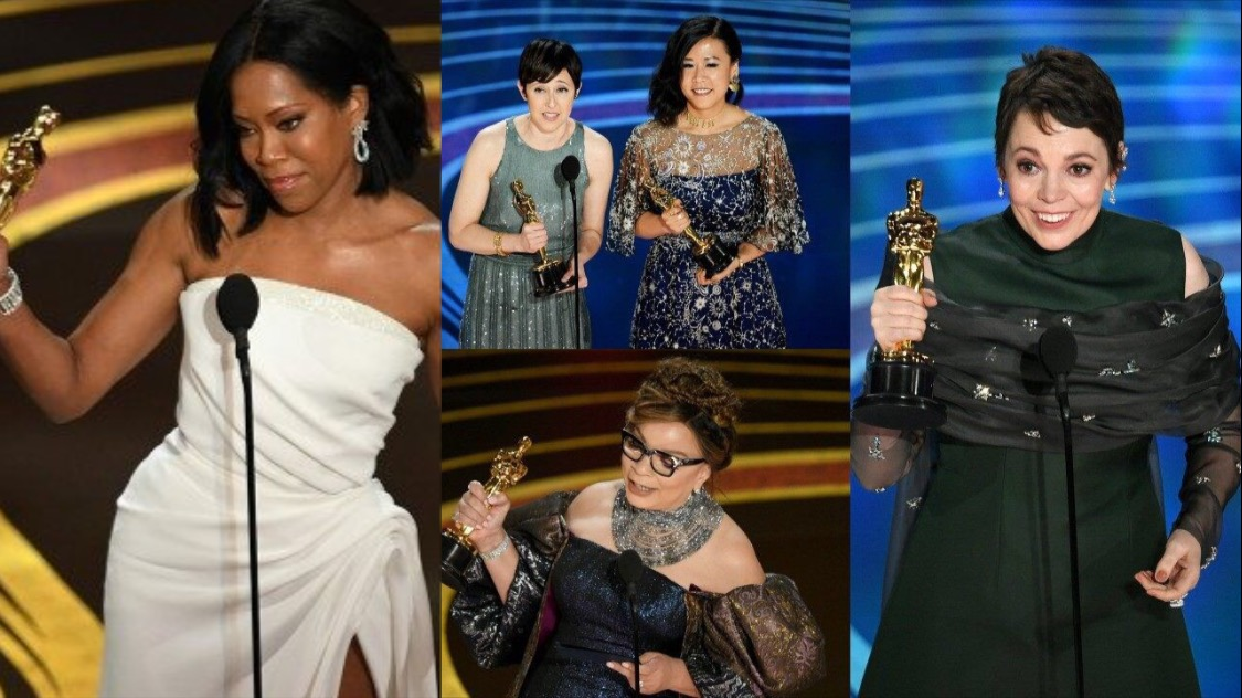 A Record Breaking Oscars Night for Women