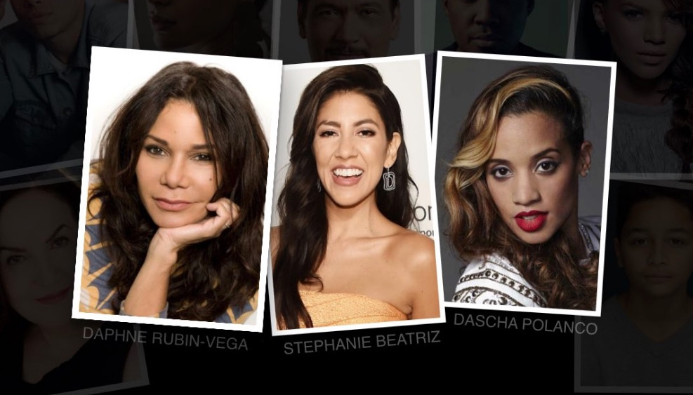 Daphne Rubin-Vega, Stephanie Beatriz and Dascha Polanco Join 'In The Heights' Film