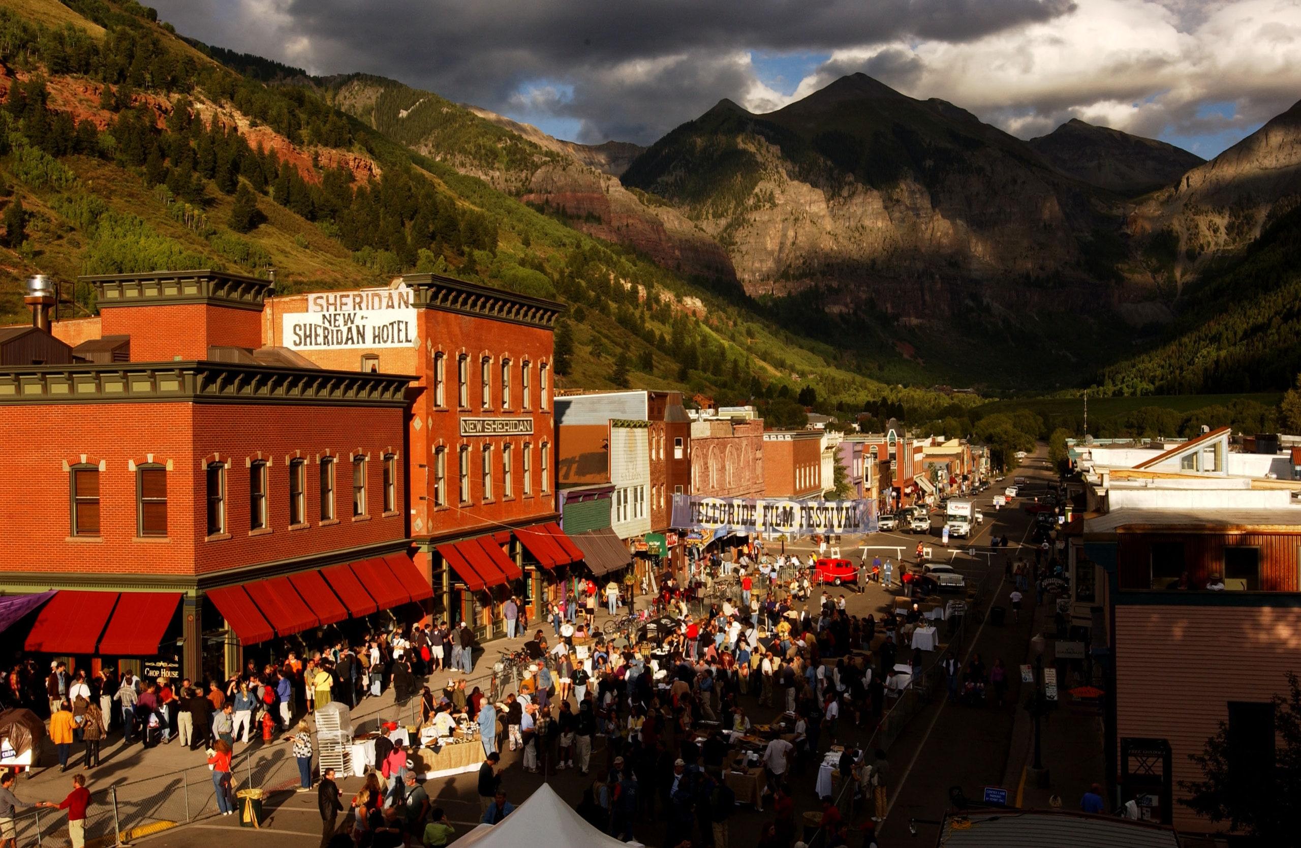 Telluride Film Festival Cancels for 2020