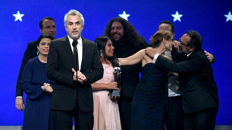 The Winners of the 2019 Critics' Choice Awards