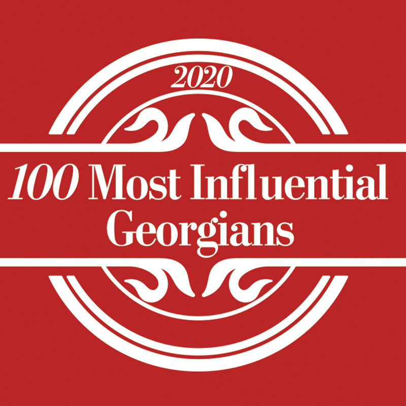 100 Most Influential Georgians: Visionary Forces