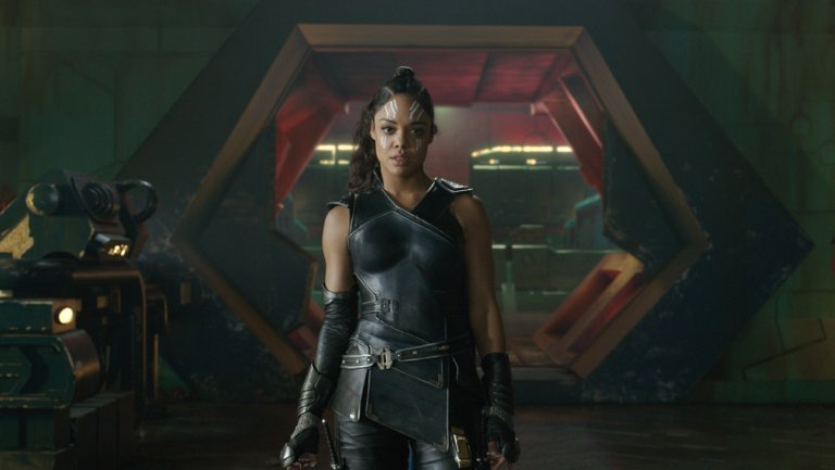 'Thor' Star Tessa Thompson Teases Valkyrie as Marvel's First LGBTQ Superhero