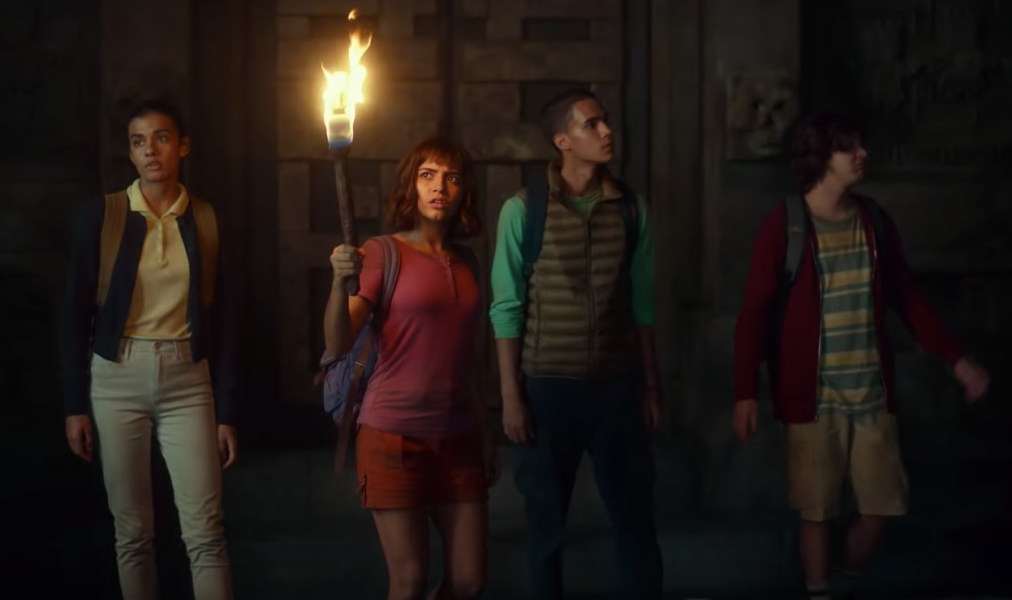 'Dora and the Lost City' Trailer Released