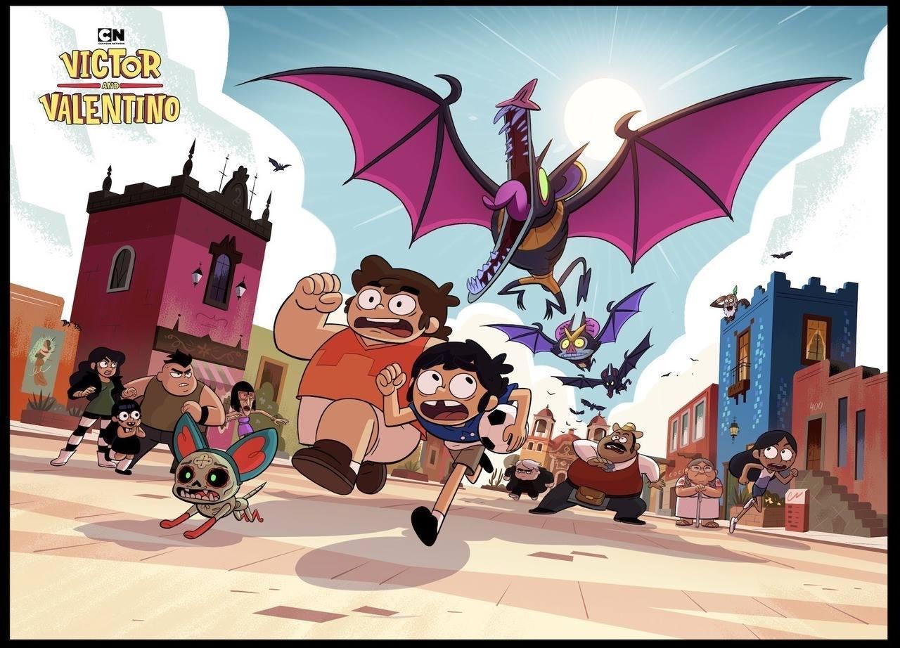 'Victor And Valentino' Sets Supernatural Cartoon Premiere On Cartoon Network