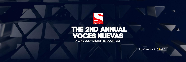 Cine Sony & NALIP Unveil Second Voces Nuevas Short Film Contest<
