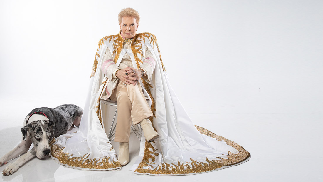 Paying Tribute to Beloved TV Icon Walter Mercado