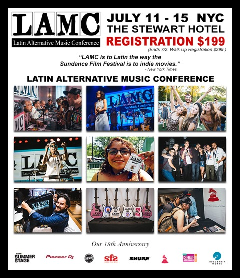LAMC to Start July 11 in New York