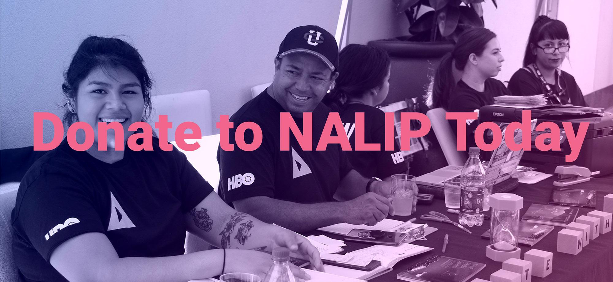 Donate to NALIP