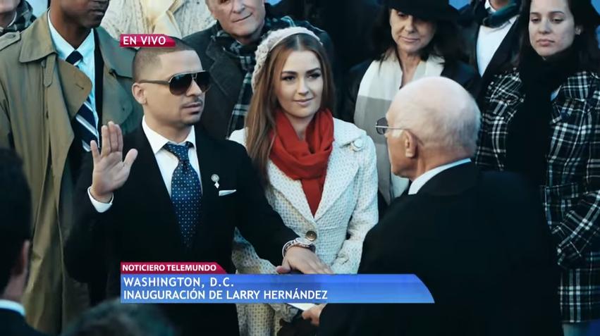 Larry Hernandez: El Presidente