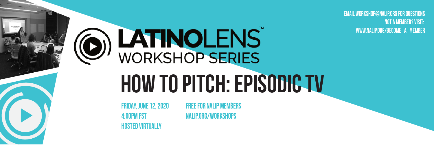 How To Pitch Episodic TV