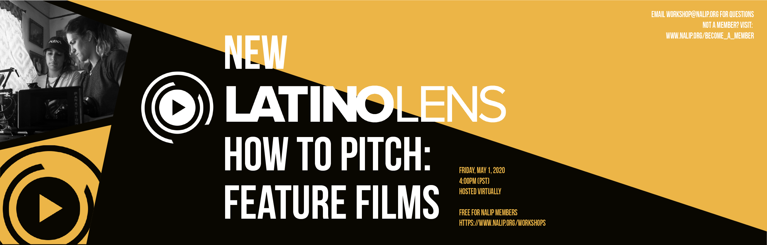 How to Pitch: Feature Films