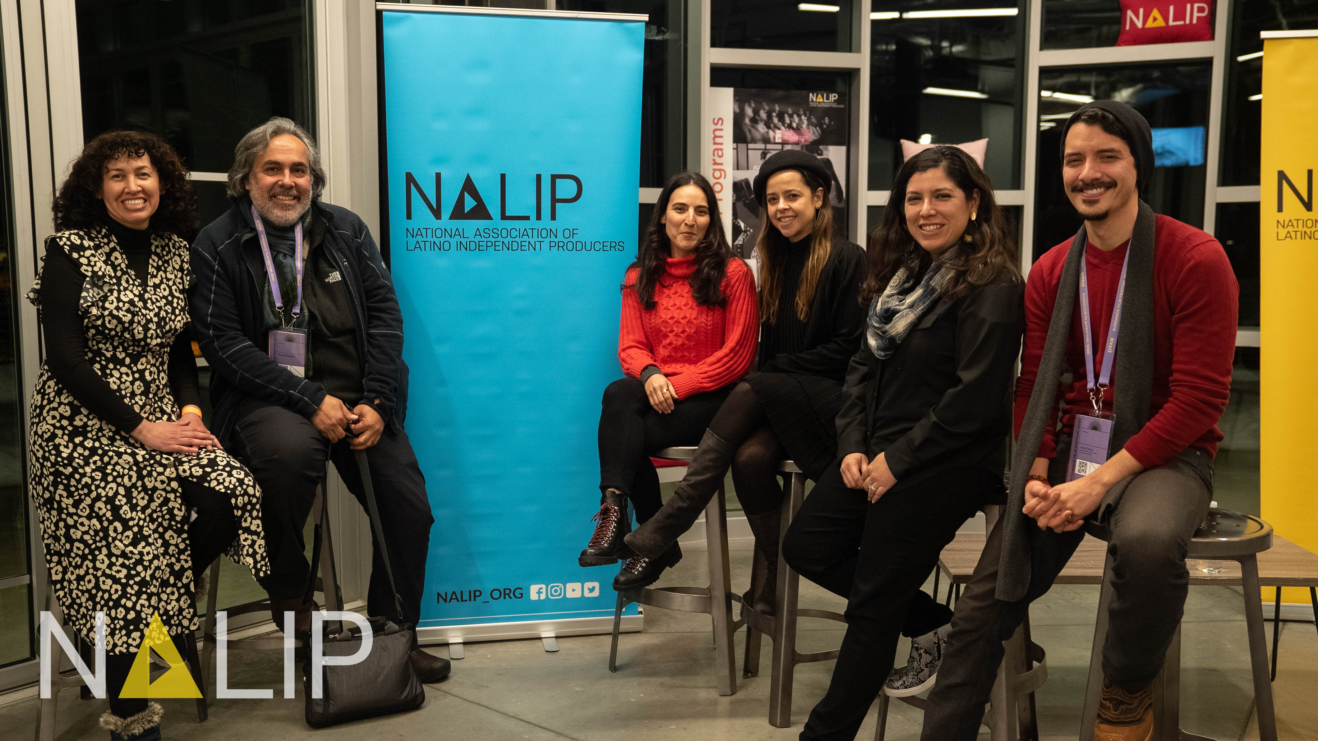 Inside the National Association of Latino Independent Producers Events at Sundance<