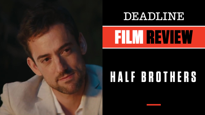 'Half Brothers' Review: Focus Features' Broad Road-Trip Comedy Mixes Laughs With Heart<