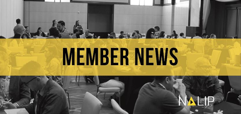 Member News 4/1