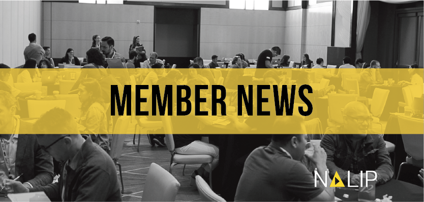Member News 5/14/21