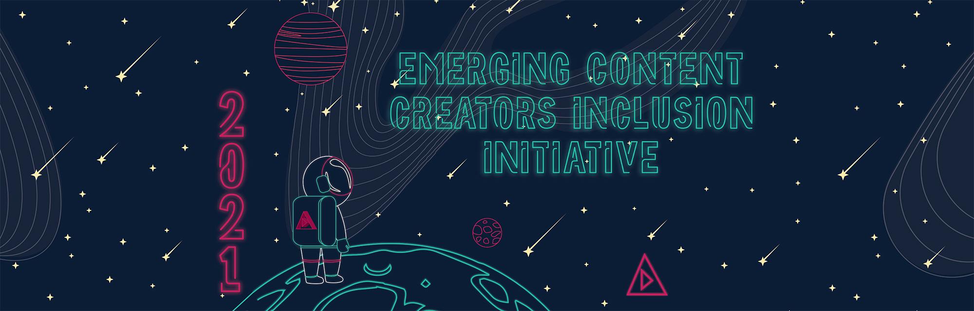 Emerging Content Creators Inclusion Initiative (ECCII)