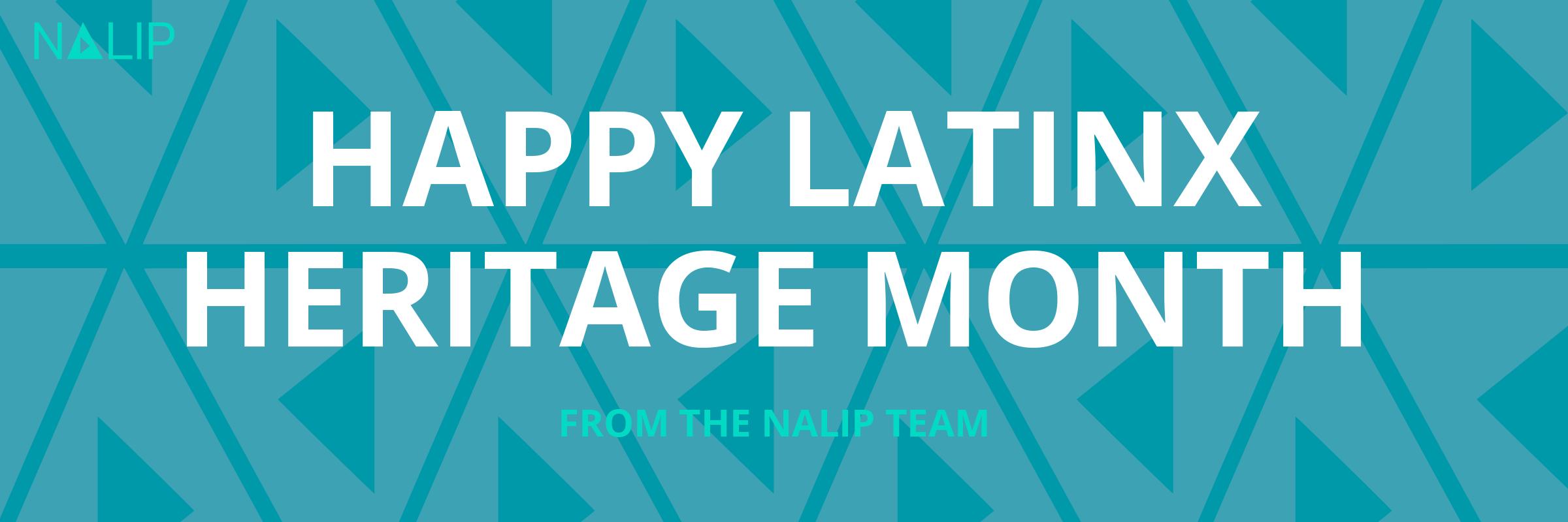 NALIP's Picks for Latinx Heritage Month 2021