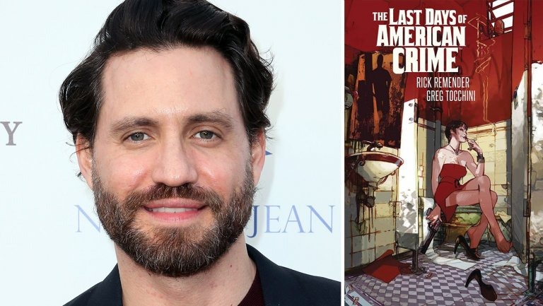 Edgar Ramirez In Talks For Netflix Thriller The Last Days Of American Crime Nalip