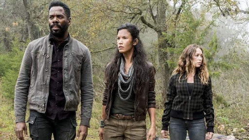Fear The Walking Dead's Undead Action Lives On With Season 5