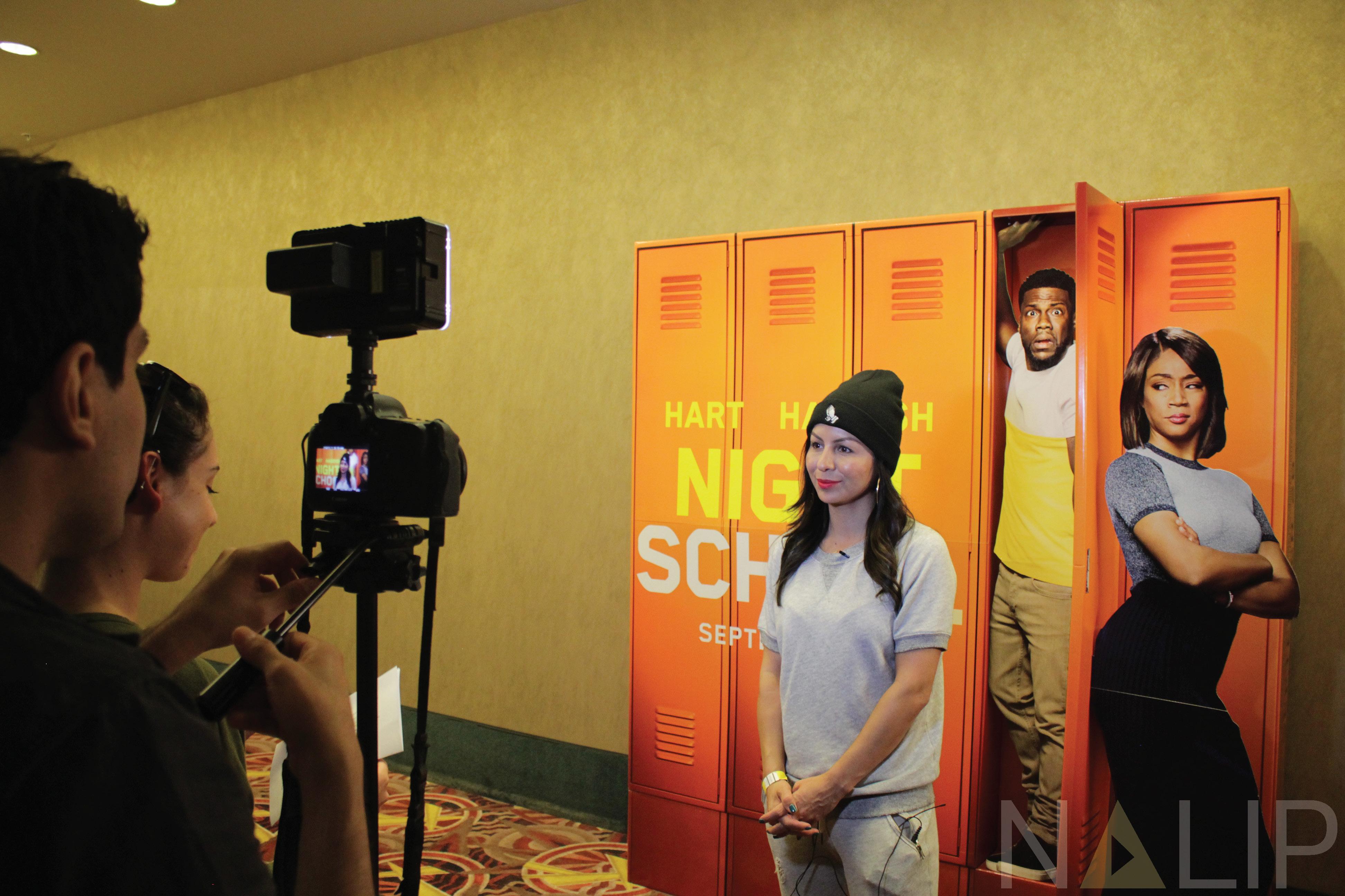"Recap of NALIP Advanced Screening of ""Night School"" With"