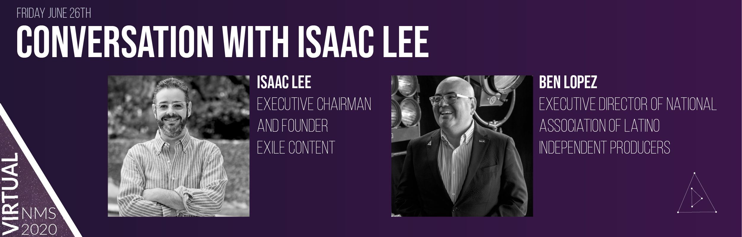Isaac Lee Banner