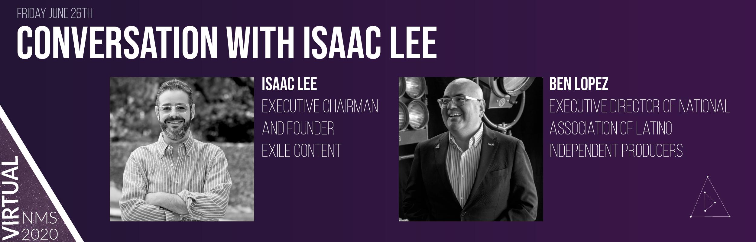 Isaac Lee Banner