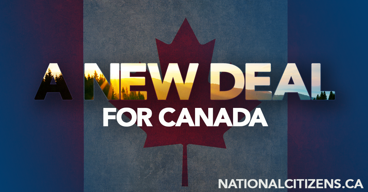 A New Deal for Canada