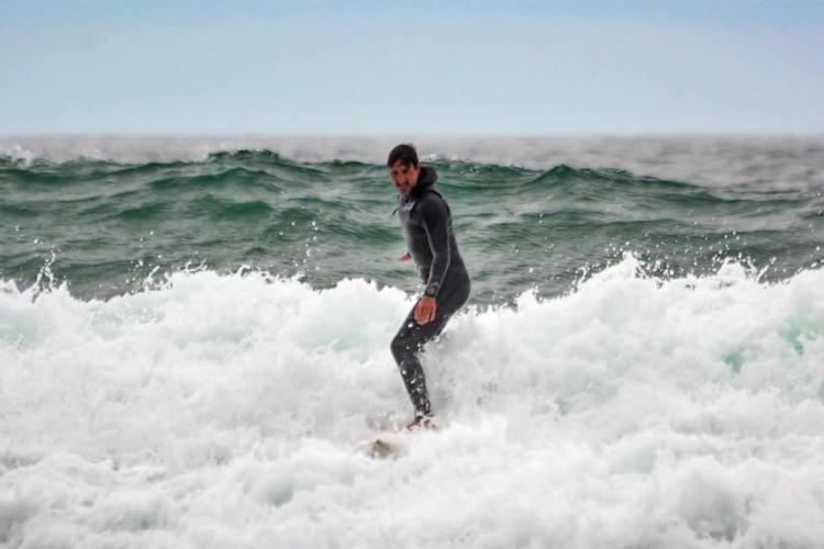 Calgary Don't Surf, Prime Minister