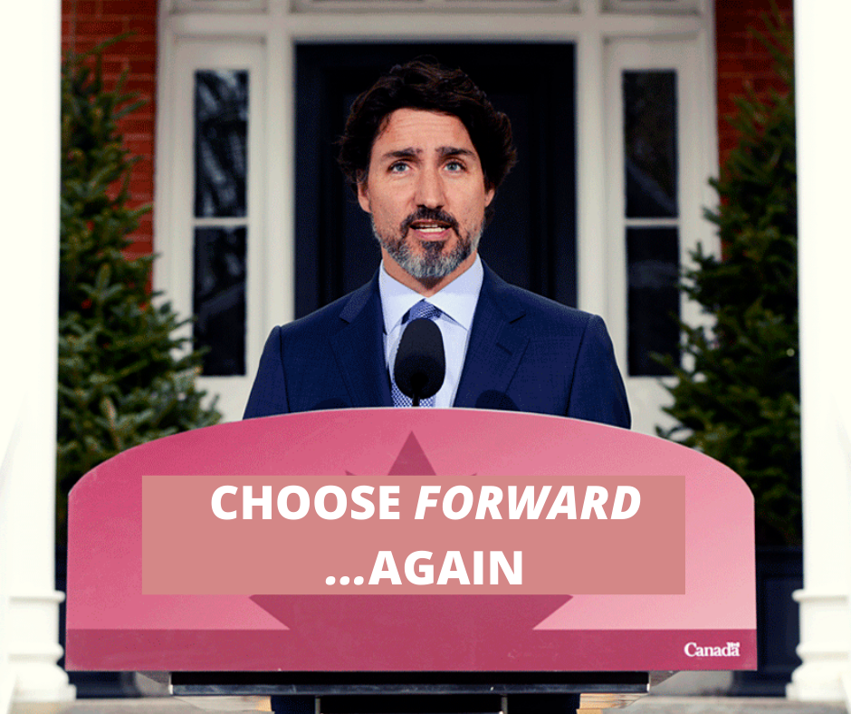 Make No Mistake, Trudeau Is Campaigning