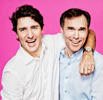FERNANDO: Trudeau & Morneau's Corruption Weakens Canada At The Worst Possible Time