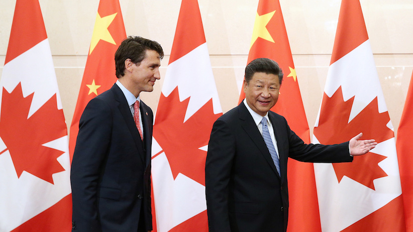 FERNANDO: Trudeau Is Too Weak To Stand Up To China
