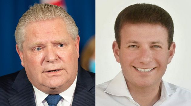 The Ontario Government's 'Cynical, Uncaring Stunt'