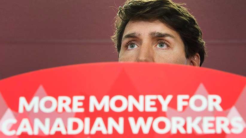 FERNANDO: Trudeau's Dangerous & False Offer: Spending Without Consequences