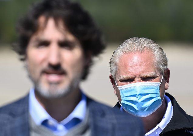 FERNANDO: Canada's Utter Lack Of Leadership