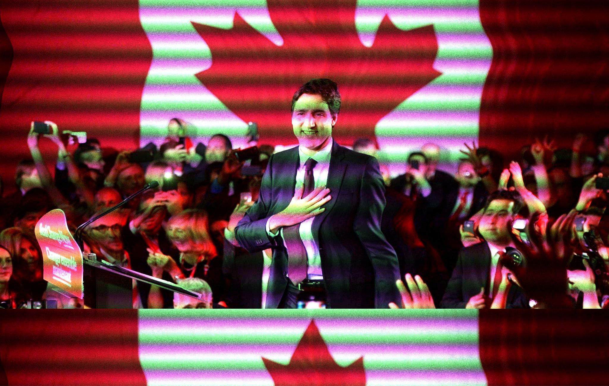 FERNANDO: Do Canadians Have The Strength To Resist The Liberals' Comforting Lies?